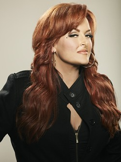 """COUNTRY QUEEN :  Wynnona, one half of the Judds, has gone solo after the retirement of her mother. See the gal Rolling Stone magazine calls """"the greatest female country singer since Patsy Cline"""" on Nov. 13 at the PAC. - PHOTO COURTESY OF CAL POLY ARTS"""