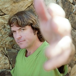 LOOPY :  Keller Williams hits SLO Brew to support his newest musical miracle, Bass, another loop-technology foray, this time featuring bass guitar, on Feb. 1. - PHOTO COURTESY OF KELLER WILLIAMS