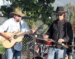 WAY OUT WEST:  The Rayburn Brothers bring their California roots rock to the Otter Rock Café on March 29. - PHOTO COURTESY OF THE RAYBURN BROTHERS