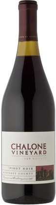 CHALONE 2011 PINOT NOIR MONTEREY COUNTY  :