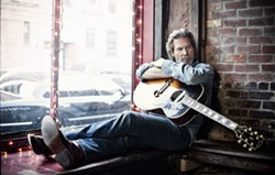 ABIDING :  Actor, musician, and photographer Jeff Bridges and his band The Abiders play two shows at SLO Brew on June 27. Tickets are going fast. - PHOTO COURTESY OF JEFF BRIDGES