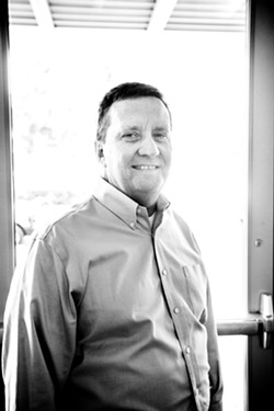 PAAVO ON THE GO:  San Luis Obispo County Director of Public Works Paavo Ogren will be the new general manager of the Oceano Community Services District. - PHOTO BY HENRY BRUINGTON