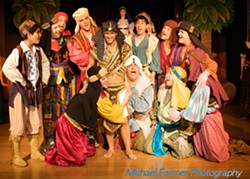 SO FASHIONABLE :  Joseph and The Amazing Technicolor Dream Coat is presented by Kelrik Productions through Feb. 1 at Unity, 1490 Southwood Drive in SLO. Fri. and Sat. at 7 p.m. and Sun. at 2 p.m. $12-$16. Info: 543-PLAY (7529) or kelrikproductions.com. - IMAGE COURTESY OF MICHAEL FARMER