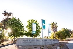 HOTTEST BABES:  Cal Poly hit the top 100 lists for hottest guys and gals: It could be the sole reason to choose a college to attend. Lucky SLO residents. - PHOTO BY KAORI FUNAHASHI
