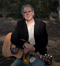 LIVING LEGEND :  On July 8, La Bellasera Hotel & Suites in Paso Robles hosts a concert with the legendary Kenny Edwards. - PHOTO COURTESY OF KENNY EDWARDS