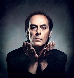 GOTH DADDY :  Peter Murphy of Bauhaus plays a Good Medicine Presents show on June 13 at SLO Brew. - PHOTO COURTESY OF PETER MURPHY