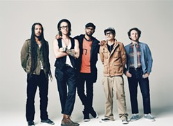 STILL ROCKIN'! :  Incubus, now celebrating its 20th anniversary as well as the release of its seventh studio album, plays Avila Beach Resort on Oct. 13. - PHOTO COURTESY OF INCUBUS