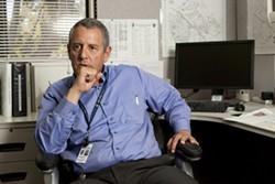 MIKE ZIGELMAN:  Detective, Arroyo Grande PD - PHOTO BY STEVE E. MILLER