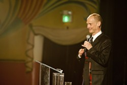 """GET WATERED!:  Billed as """"An Evening with Legendary Filmmaker John Waters,"""" this one-man show takes place on Aug. 13 from 8:30 to 10:30 p.m. at the Henry Miller Memorial Library, 93920 Highway 1 in Big Sur. Tickets start at $75 and are available at henrymiller.org. - STOCK PHOTO BY STEVE E. MILLER"""