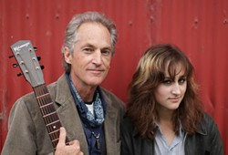 PEACEFUL WARRIORS :  Father-daughter duo Ranchers for Peace opens Steve Key's Songwriters at Play showcase with a March 1 appearance at The Porch. - PHOTO COURTESY OF RANCHERS FOR PEACE