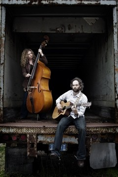 MARVINLOUS!:  Folk duo The Marvins brings their Americana sounds to Frog and Peach on Oct. 20. - COURTESY PHOTO
