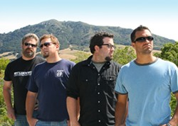 FARMERS ROCK :  The JD Project brings its driving blend of rock, country, and blues to the Farmers Market Main Stage (Higuera and Nipomo streets) on Nov. 18. - PHOTO COURTESY OF THE JD PROJECT