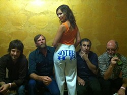 HIPPY SHAKERS:  Quintessential California band The Mother Hips returns to SLO Brew on Nov. 21. - PHOTO COURTESY OF THE MOTHER HIPS