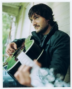 RELIGIOUS EXPERIENCE :  See rising country star Eric Church at The Ranch on Dec. 5 in an Otter Productions/KJUG show. - PHOTO COURTESY OF ERIC CHURCH