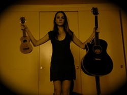 SING IT, SISTER:  Cali-pop songstress Jo Elless brings her original brand of folk rock to the Last Stage West on Dec. 3. - PHOTO COURTESY OF JO ELLESS