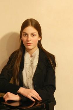 SALOME JORDANIA: - PHOTOS COURTESY OF THE SLO SYMPHONY
