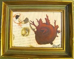 HEART : - IMAGE BY JASON HUDSON
