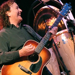 JINGLE MAN:  John Batdorf has sang on hundreds of jingles, movies, and TV shows, and now plays Shell Café on Feb. 6. - PHOTO COURTESY OF JOHN BATDORF