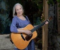 FIDDLIN' AROUND :  Grammy-winning California fiddler and singer Laurie Lewis brings her stellar band the Right Hands to Painted Sky Studios in Cambria for a Mother's Day concert on May 8. - PHOTO BY MIKE MELNYK