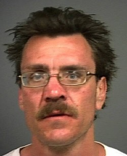 LOOTING LOOTS :  Richard Martin Loots has no violent felonies on his record, but a long rap sheet filled with burglaries could put him away for life. - MUG SHOT COURTESY OF SLO SHERIFF'S DEPARTMENT