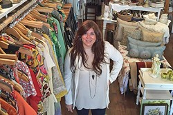 UPS AND DOWNS:  While SLO was ranked sixth in the number of female-owned businesses by NerdWallet, a report by another organization pointed to concerning trends among young women in the county. - FILE PHOTO BY REBECCA LUCAS