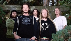 ROLLING RASTAS :  Reggae act SOJA returns to Downtown Brew on Feb. 13, hot off a tour of Hawaii and Guam. - PHOTO BY BRAD LUBIN
