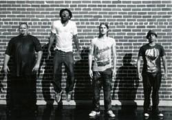JUMP FOR JOY :  World music groovers Rey Fresco play SLO Brew on June 9. - PHOTO COURTESY OF REY FRESCO