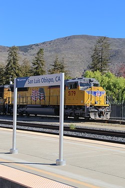 SAFE PASSAGE :  Union Pacific says it invested $31 billion between 2005 and 2014 to improve safety. - PHOTO BY DYLAN HONEA-BAUMANN