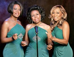 THE SHIRELLES :  Feb. 6 at 8 p.m. theshirelles.com. - PHOTO COURTESY OF THE CLARK CENTER