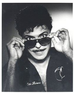 TUTTI AND FRUTTI :  Little Richard, one of the principle architects of rock'n'roll, headlines the Avila Beach Blues Festival on May 25 with Canned Heat and Elvin Bishop. - PHOTO COURTESY OF LITTLE RICHARD