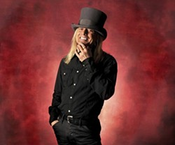DREAM POLICE:  Former Cheap Trick front man Robin Zander and his all-star band play SLO Brew on June 15. - PHOTO COURTESY OF ROBIN ZANDER