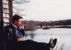 """CURE FOR PAIN :  The life and work of introverted musician Mark Sandman, frontman of the """"low-rock"""" band Morphine, is explored in the feature documentary Cure for Pain: The Mark Sandman Story, a selection from the film festival's new Cinesonic category. - PHOTO COURTESY OF JEFF BROADWAY"""