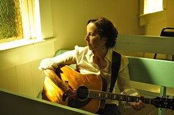AMERICANA:  SLOfolks hosts Rita Hosking and Sean Feder on April 25 at Coalesce Bookstore and April 26 at Castoro Cellars. - PHOTO COURTESY OF RITA HOSKINS AND SEAN FEDER
