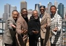 THE PERSUASIONS :  Nov. 14 at 8 p.m. $35-44. thepersuasions.net. - PHOTO COURTESY OF THE CLARK CENTER