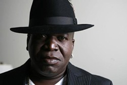 DANCEHALL HERO :  Legendary reggae singer Barrington Levy performs at Downtown Brew on Jan. 24. - PHOTO COURTESY OF BARRINGTON LEVY