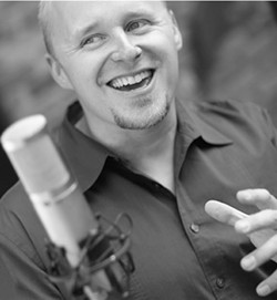SOUL MAN :  Harmonica player and soul stylist John Németh headlines the SLO Blues Society show at the SLO Vets Hall on Jan. 9. - PHOTO COURTESY OF JOHN NÉMETH