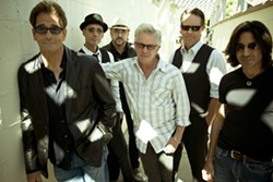 HIT MAKERS:  Huey Lewis & The News play the main stage of the California Mid-State Fair on July 26. - PHOTO COURTESY OF HUEY LEWIS & THE NEWS