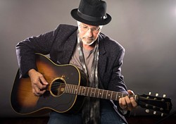 SINGING FOR A CAUSE:  On June 28, the SLO Alzheimer's Association presents singer-songwriter David Starr in Templeton's Bethel Lutheran Church for a fundraising concert. - PHOTO COURTESY OF DAVD STARR