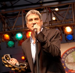 GREASE IS THE WORD :  American Idol winner Taylor Hicks, who recently starred in Grease on Broadway, comes to Downtown Brew on Aug. 24. - PHOTO COURTESY OF TAYLOR HICKS