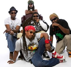 JOIN THE CIRCLE :  Get a big, fat dose of reggae on Nov. 3 when multi-Grammy Award-winning Inner Circle returns to Downtown Brew. - PHOTO COURTESY OF INNER CIRCLE