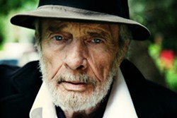 OUTLAW OUTTA BAKERSFIELD:  Country music icon Merle Haggard headlines the two-day Pozo Stampede on its final day, April 26, at Pozo Saloon. - PHOTO COURTESY OF MERLE HAGGARD