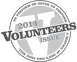 """VOLUNTEER!:  The Jewish Film Festival is just one of the programs of the SLO Jewish Community Center, a nonprofit organization with a regular team of 15-20 volunteers. The JCC is currently recruiting volunteers to help with special operations committees—such as membership, fundraising, and Jewish Family Services—as well as people to assist with the JCC's Holocaust Remembrance Program in April and day camp in June, according to Executive Director Lauren Bandari. (""""No specific experience necessary, just willingness to learn and do!"""" she added.) Those interested should contact Bandari at 426-5465 or lbandari@jccslo.com for more information."""