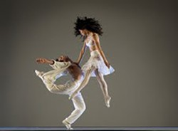 LEAPIN' DANCERS :  San Francisco-based ODC Dance kicks off the festival with a performance. - PHOTO COURTESY OF ODC DANCE