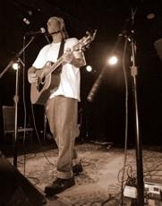 HUNK O' BERNING LOVE :  Dan Bern plays Aug. 19 at the Steynberg Gallery. - PHOTO COURTESY OF DAN BERN