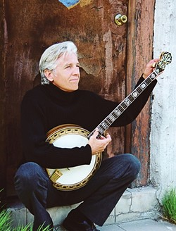 MIRACLE WORKER :  Banjo virtuoso Tim Weed, perhaps best known for his album Milagros, plays Dancing Deer Farm on Sept. 5; and Red Barn Community Music Series on Sept. 6. - PHOTO COURTESY OF TIM WEED