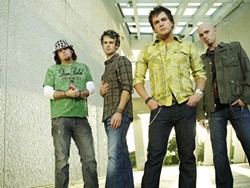 CLASSIC COUNTRY :  The Ranch in San Miguel plays host to rising country stars the Eli Young Band on Sept. 11. - PHOTO COURTESY OF ELI YOUNG BAND