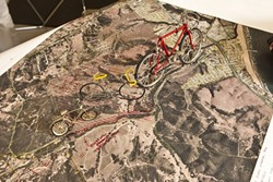 THE SLO CONNECTION? :  SLO County supervisors voted to move forward with studies to assess parcels and funding options available to complete a Class One bike trail between Pismo Beach and San Luis Obispo. - FILE PHOTO BY STEVE E. MILLER