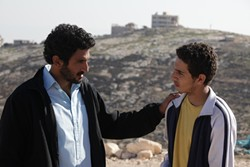 BORN IDENTITY:  'Bethlehem,' Israel's entry for last year's Best Foreign Language at the Academy Awards, follows a young Israeli boy who acts as an informant for Israeli intelligence services - PHOTO COURTESY OF ADOPT FILMS