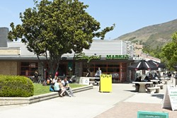 STAMP OF APPROVAL:  Since October 2010, Cal Poly's restaurants have been inspected 33 times. The form includes a detailed checklist for the inspector and a space for notes, but the checklist section was used just four times. - PHOTO BY STEVE E. MILLER