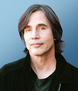 BROWNE AT THE BEACH :  On Aug. 18, singer-songwriter Jackson Browne plays the Avila Beach Resort, just a hop, skip, and a jump away from where he was arrested protesting Diablo Canyon Nuclear Power Plant 30 years ago. - PHOTO COURTESY OF JACKSON BROWNE